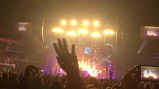 """Panic! At the Disco - """"Emperor's New Clothes"""" Live - 04/14/17"""