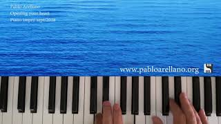 Healing and Relaxing Music Piano improvisation