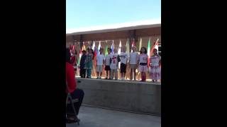 United Nations Day 2012 at the International School of Aruba