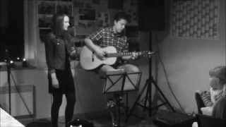 """""""Ain't No Sunshine"""" LIVE Acoustic Cover by LUNA"""