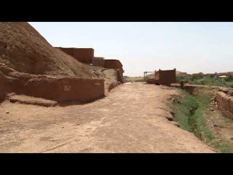 360° View outside of The Kasbah in Morocco