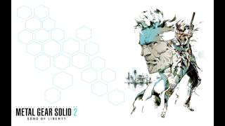 MGS2: Sons of Liberty [OST] - Twilight Sniping
