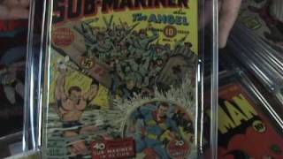 Golden Age Comic Book Auction intro.wmv