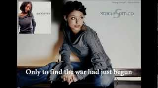 """Strong Enough"" - STACIE ORRICO"