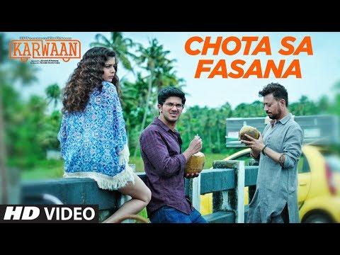 CHOTA SA FASANA LYRICS - Arijit Singh   Karwaan Movie Song