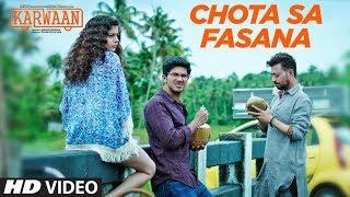 Arijit Singh: Chota Sa Fasana Video Song | Karwaan | Irrfan Khan | DulQuer Salmaan | Mithila Palkar width=