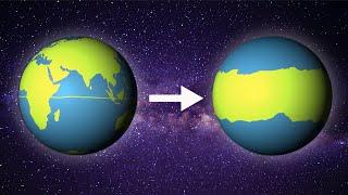 Điều gì xảy ra nếu Trái Đất ngừng quay width=