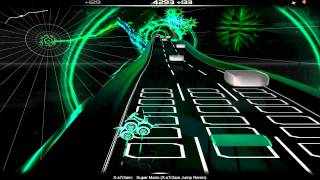 Audiosurf: Super Mario Jump Remix