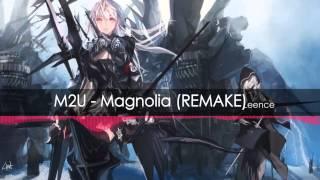M2U Magnolia - Instrumental [ REMIX / REMAKE ]