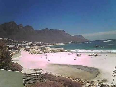 Timelapse Video – Glen Beach & Camps Bay – 13/02/2011