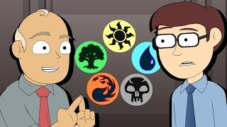 "MTG Arena ""Showdown"" - A Magic: The Gathering Cartoon"