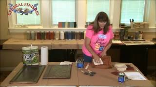 How to Use Gel Stain: Preparation   General Finishes
