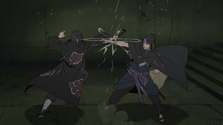 Sasuke VS Itachi AMV // XXXTENTACION