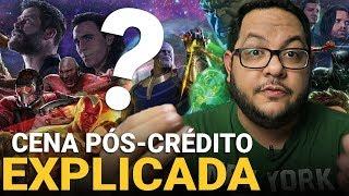 ENTENDA A CENA PÓS-CRÉDITOS de Vingadores - Guerra Infinita (EXPLICADO) | Marvel