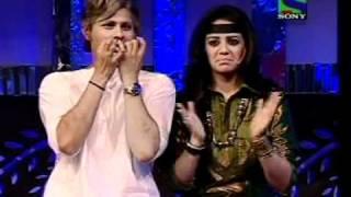 Rajkalesh in Entertainment Ke Liye Kuch Bhi Karega SEMI FINAL