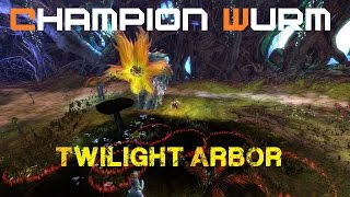 Boss Breakdown Gw2: Champion Wurm/ Vine