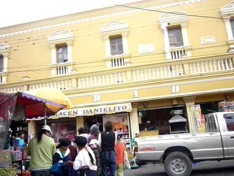 Otavalo Mercado