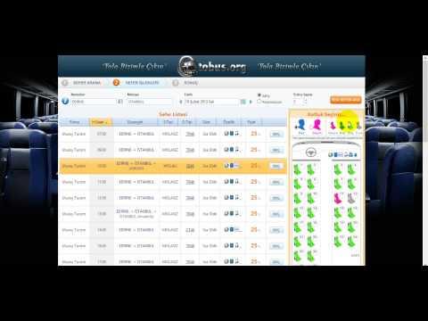otobus.org online ucuz otobüs bilet fiyatları al ara sorgula ankara istanbul otobüs seferleri van
