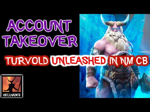 RAID: Shadow Legends | Account Takeover | How to smash NM Clanboss with Turvold!
