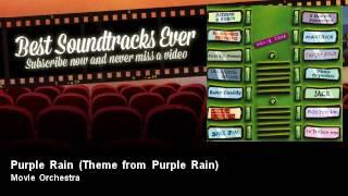 Movie Orchestra - Purple Rain (Prince Cover Version) - Theme from Purple Rain Soundtrack