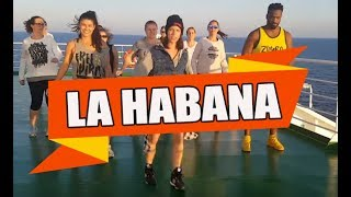 "LA HABANA - Pinto ""Wahin"" y DJ Ricky Luna / ZUMBA con ALBA DURAN"