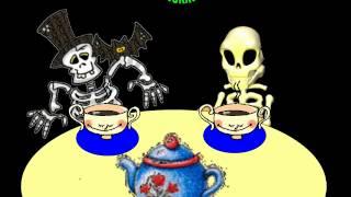 Canción Infantil Esqueletos.