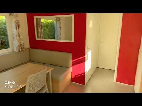 Plan Mobil-home Alizé