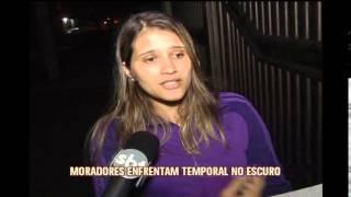 Moradores do Bairro Itapoã ficam 30 horas sem luz