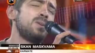 სქან მასკვამა - რესულ დინდარი LIVE  - Skan Maskvama - Resul Dindar