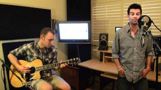 Andy Grammer - Keep Your Head Up - Acoustic Live Cover by Jameson Bass and Brad Kirsch