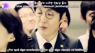 Jung Yup - Why Did You Come Now [Sub Español + Hangul + Rom] (I Hear Your Voice OST)