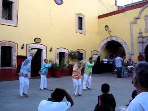 Nicaragua en el XVI Festival Zacatecas del Folclor Internacional 2011 6/7