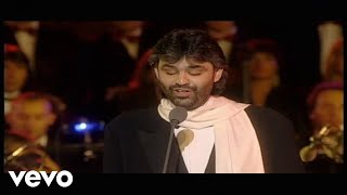 Andrea Bocelli - La donna e' mobile - Live From Piazza Dei Cavalieri, Italy / 1997
