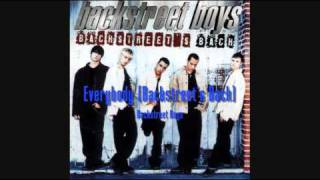 Backstreet Boys - Everybody (Backstreet's Back) HQ