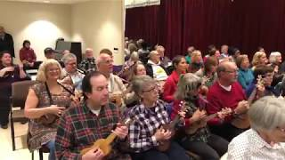 Madison Area Ukulele Initiative (MAUI) Apr 8, 2018, Runaway by Del Shannon