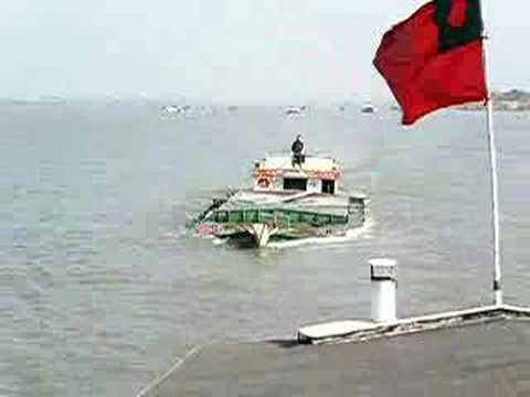 Bangladesh: Boat on the Dhaleswari River II