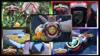 Once A Ranger Team Morph (Power Rangers Operation Overdrive) *Retro Style / No VFX*