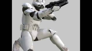 Star Wars Clone and mandolorian armor sound effects