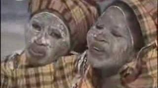 A danca a musica e o canto em Mocambique