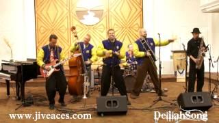 The Jive Aces (feat. Vince playing Delilah) Bring Me Sunshine Buffalo NY