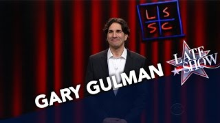 Gary Gulman Performs Stand-Up
