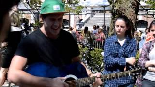 Joel Adams: Lonely (Live) - Vondelpark, May 7