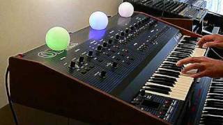Oberheim OBXa part 11 Theme from Vangelis BLADE RUNNER