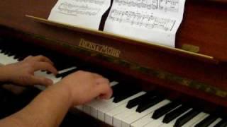Versión piano (frangmento) de Nothing Else Matters de Metallica