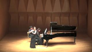 Joachim Andersen Babillard(The Babbling Brook) - Sooyun Kim,Flute