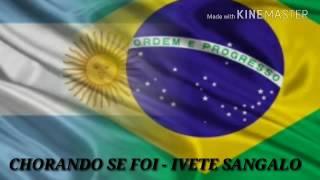 CHORANDO SE FOI - IVETE SANGALO(RETRO)