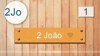2 João 1 - Bíblia em Audio - ARC