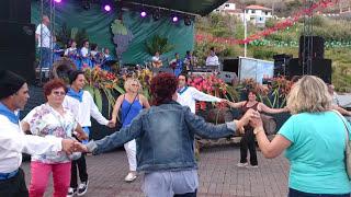 Festa da Uva, Folclore, Porto da Cruz, HD-2016