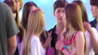 EXO-K D.O moments with SM IDOL ( DBSK,Super Junior,SNSD,SHINee)