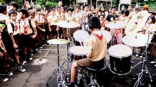(Drum Cover at school) Gym Class Hero ft Adam Lavine - Stereo Heart